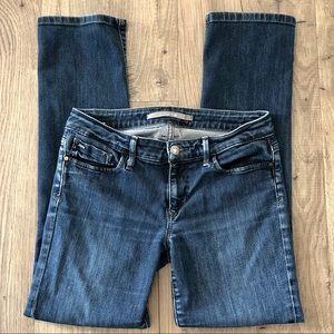 Joe's Jeans Medium Dark Wash The Starlet Slim Leg